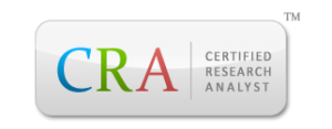 IIPMR Certified Research Analyst (CRA)