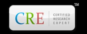 IIPMR Certified Research Expert (CRE)